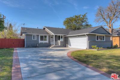 Woodland Hills Single Family Home For Sale: 6531 Kessler Avenue
