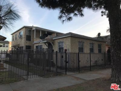 Residential Income Sold: 4080 Leimert
