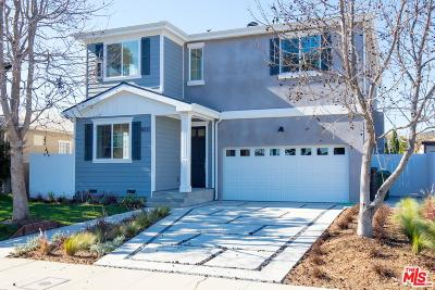 Los Angeles Single Family Home For Sale: 8111 Croydon Avenue