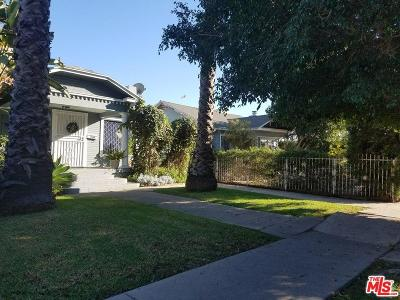 Los Angeles Single Family Home For Sale: 1134 North Orange Drive