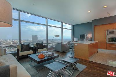 Los Angeles Condo/Townhouse For Sale: 900 West Olympic Boulevard #29C
