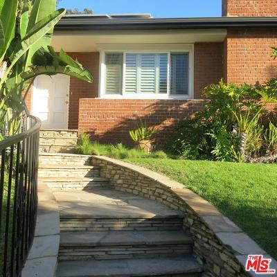 Los Angeles Single Family Home For Sale: 11411 Ayrshire Road