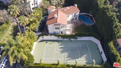 Single Family Home For Sale: 1424 North Doheny Drive