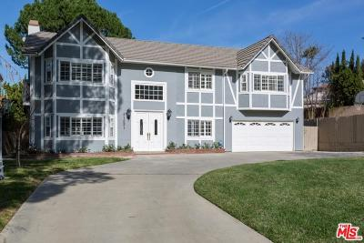 Woodland Hills Single Family Home For Sale: 21221 Mulholland Drive