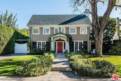 Los Angeles Single Family Home For Sale: 150 North Van Ness Avenue