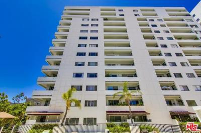 Los Angeles Condo/Townhouse For Sale: 7250 Franklin Avenue #704