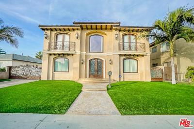 Los Angeles Single Family Home For Sale: 5637 West Jefferson