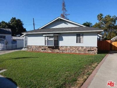 Downey Single Family Home For Sale: 10619 Nedra Avenue