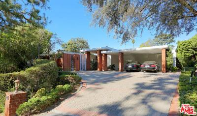 Beverly Hills Single Family Home For Sale: 1715 Loma Vista Drive