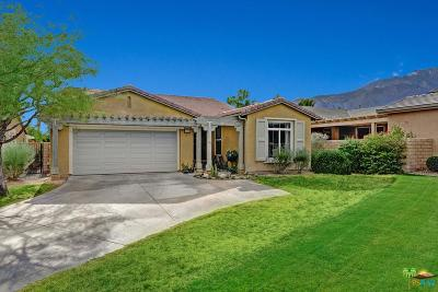 Palm Springs Single Family Home For Sale: 1161 Solana Trails