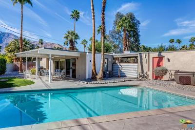 Palm Springs Single Family Home For Sale: 385 East Desert Willow Circle