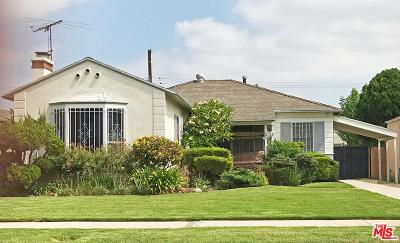 Single Family Home Sold: 3980 Westside Avenue