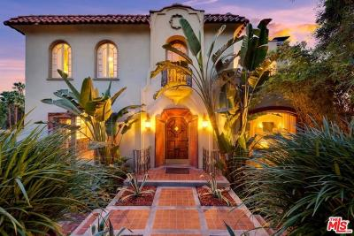 Hollywood Hills East (C30) Single Family Home For Sale: 6538 Cahuenga Terrace