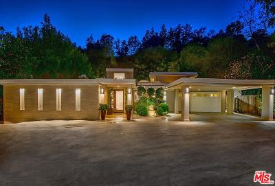 Beverly Hills Single Family Home For Sale: 2239 Benedict Canyon Drive