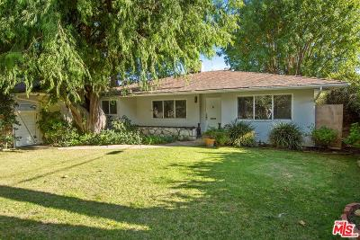 Los Angeles Single Family Home For Sale: 13330 West Sunset