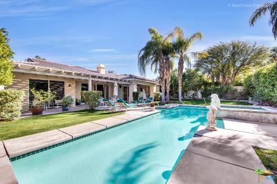 Rancho Mirage Single Family Home For Sale: 1 Bristol Court