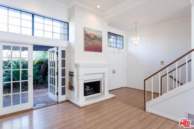 Condo/Townhouse For Sale: 4616 Glencoe Avenue #5