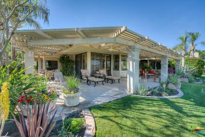 Rancho Mirage Single Family Home For Sale: 4 Temple Court