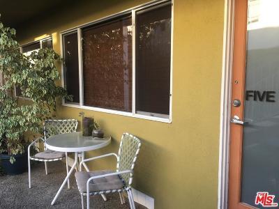 Santa Monica Condo/Townhouse Closed: 2329 Kansas Avenue #5