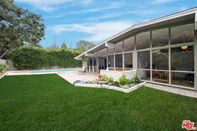 Encino Single Family Home For Sale: 3736 Hayvenhurst Avenue