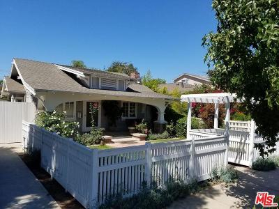 Single Family Home For Sale: 3677 Ocean View Avenue