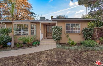 Valley Village Single Family Home For Sale: 11580 La Maida Street