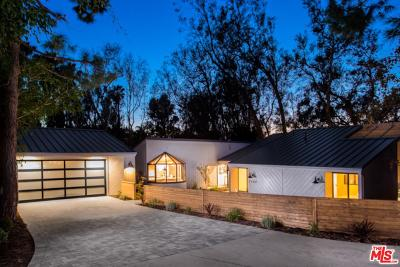 Malibu Single Family Home For Sale: 5709 Busch Drive
