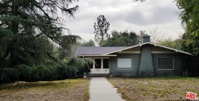 Los Angeles County Single Family Home For Sale: 124 East Alegria Avenue