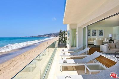 Malibu Single Family Home For Sale: 21830 Pacific Coast Highway