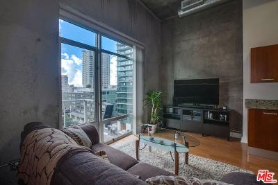 Los Angeles Condo/Townhouse For Sale: 645 West 9th Street #701