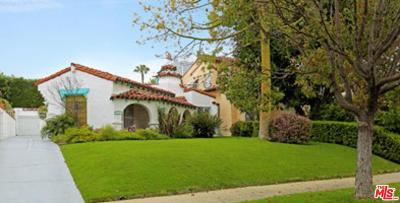 Los Angeles County Single Family Home For Sale: 917 Masselin Avenue