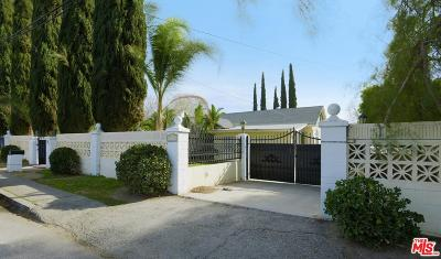 Sylmar Single Family Home For Sale: 15106 Roxford Street