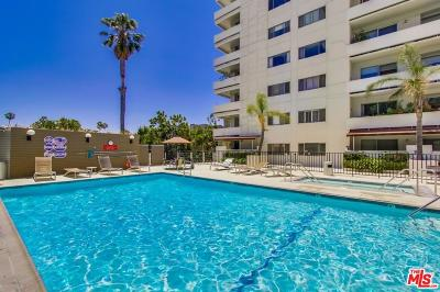 Sunset Strip - Hollywood Hills West (C03) Condo/Townhouse For Sale: 7250 Franklin Avenue #701
