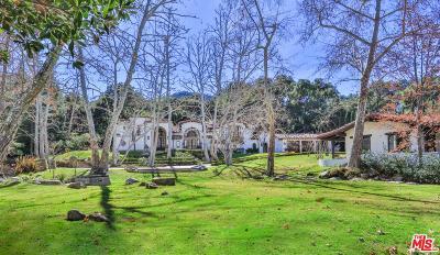 Single Family Home For Sale: 25919 Dark Creek Road