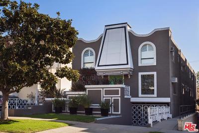 Los Angeles Condo/Townhouse For Sale: 11906 Gorham Avenue #4