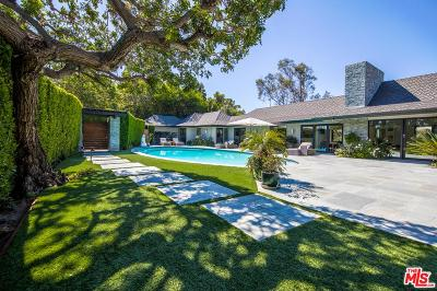 Beverly Hills Single Family Home For Sale: 3035 Lake Glen Drive