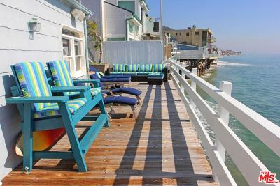 Malibu Rental For Rent: 19252 Pacific Coast Highway