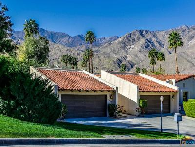 Palm Springs Condo/Townhouse For Sale: 3641 Andreas Hills Drive #B