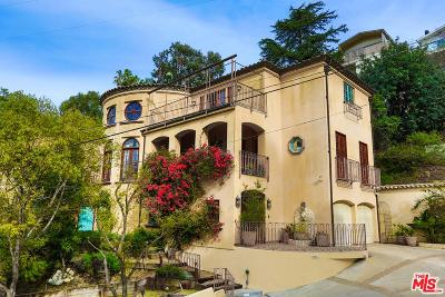 Sunset Strip - Hollywood Hills West (C03) Single Family Home For Sale: 7267 Packwood Trails