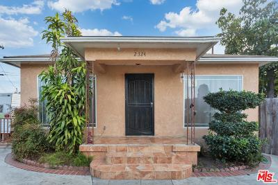 Los Angeles Single Family Home For Sale: 2324 South Highland Avenue