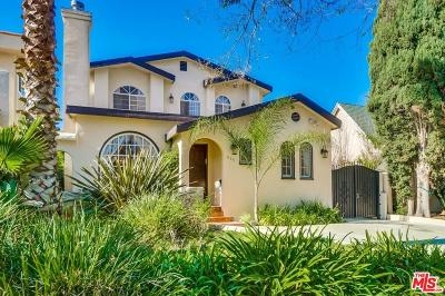Beverly Hills Single Family Home For Sale: 435 South Almont Drive
