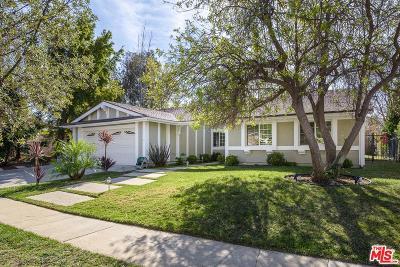 Oak Park Single Family Home For Sale: 6600 Smoke Tree Avenue