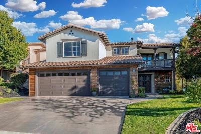 Thousand Oaks Single Family Home For Sale: 2799 Autumn Ridge Drive