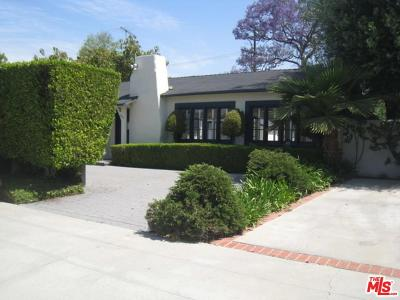 Beverly Hills Single Family Home For Sale: 204 South Clark Drive