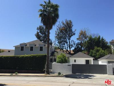 Single Family Home For Sale: 8010 Hollywood