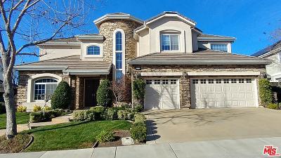 Dublin Single Family Home For Sale: 6012 Kingsmil Terrace