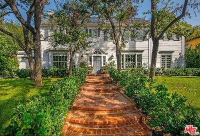 Beverly Hills Single Family Home For Sale: 712 North Maple Drive