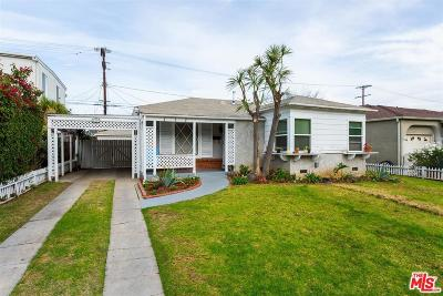 Single Family Home For Sale: 3826 McLaughlin Avenue