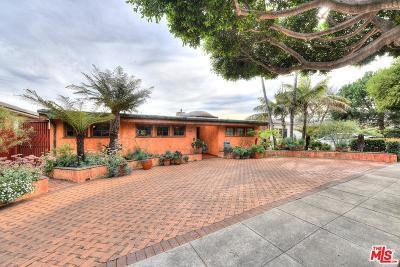 Santa Monica Single Family Home Sold: 1812 Navy Street