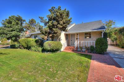 Single Family Home For Sale: 3300 Butler Avenue
